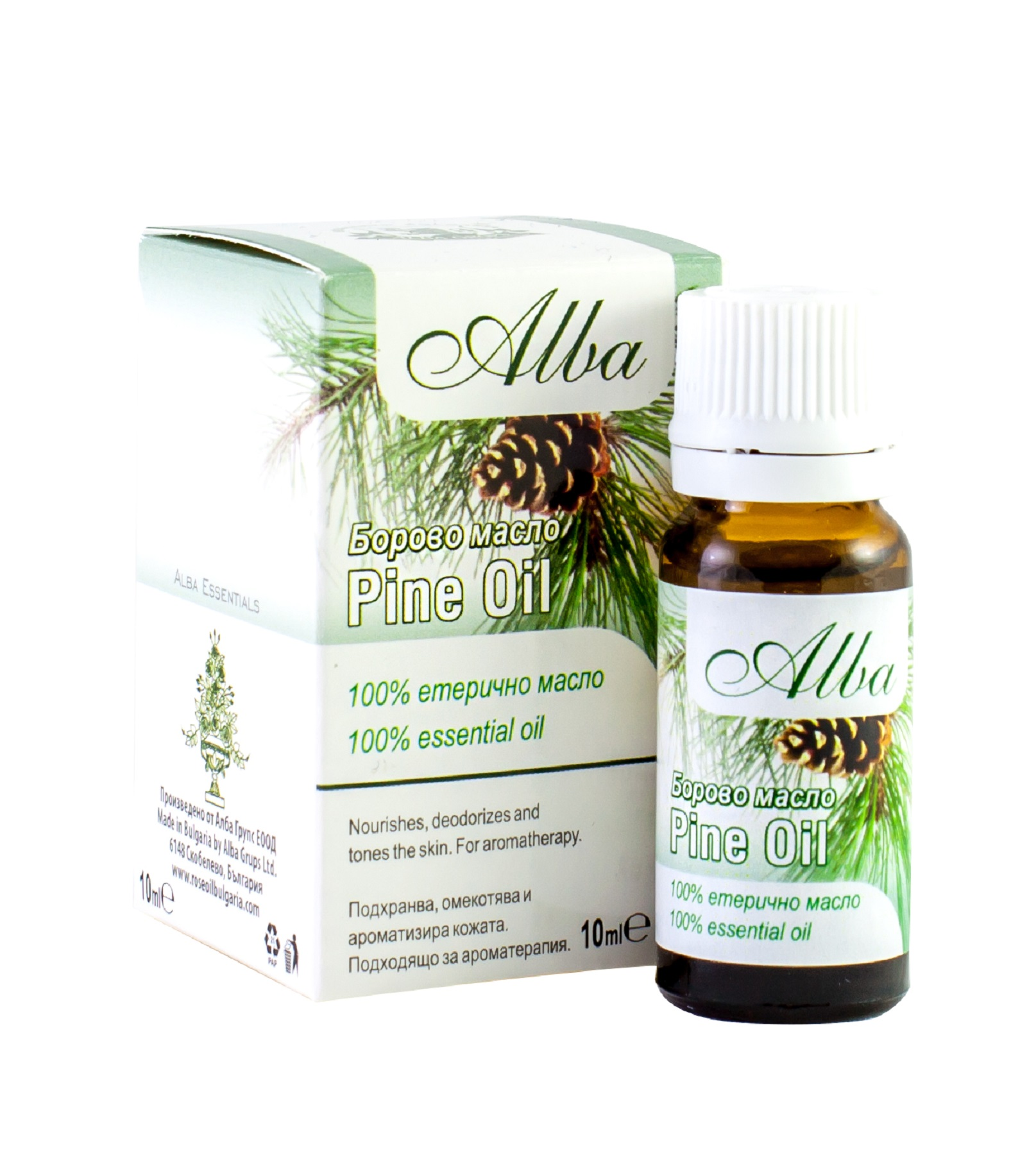 how to make pine essential oil