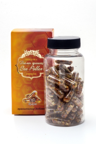 Food supplements ALBA with Floral Pollen - 60 capsules